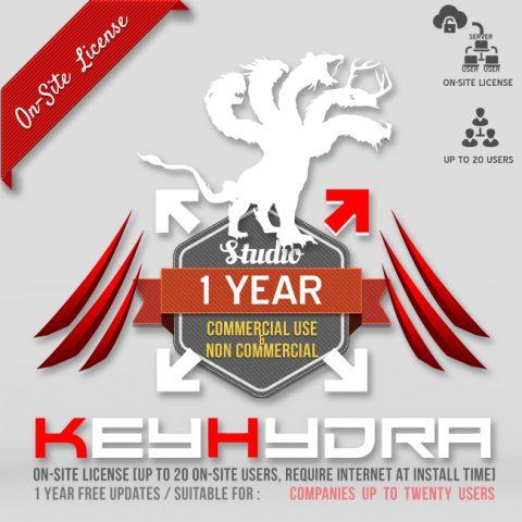 KeyHydra-Studio