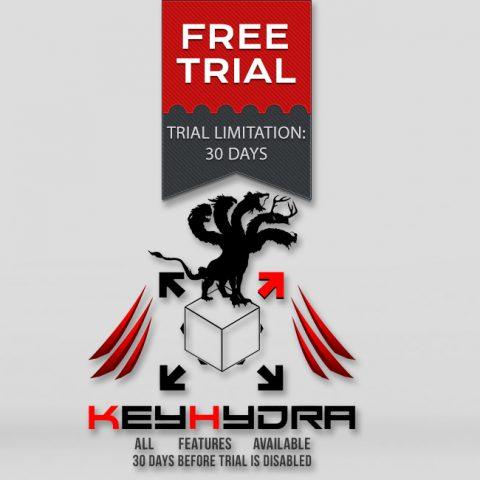KeyHydra-Trial